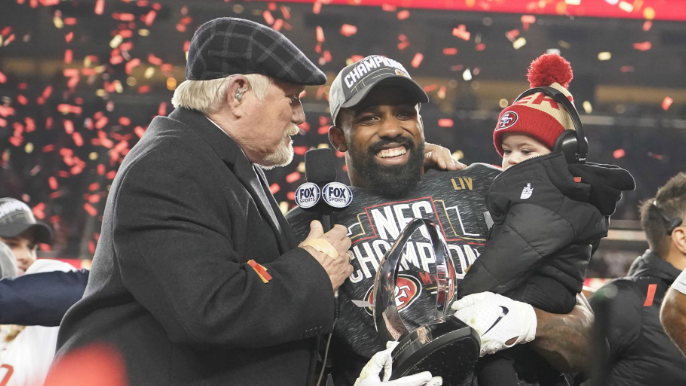 49ers players explain what Super Bowl berth means to them
