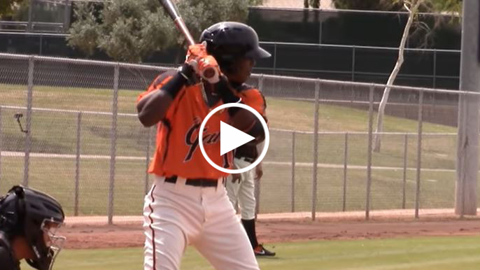Three Giants prospects in top-100 ranking, including star teenage shortstop