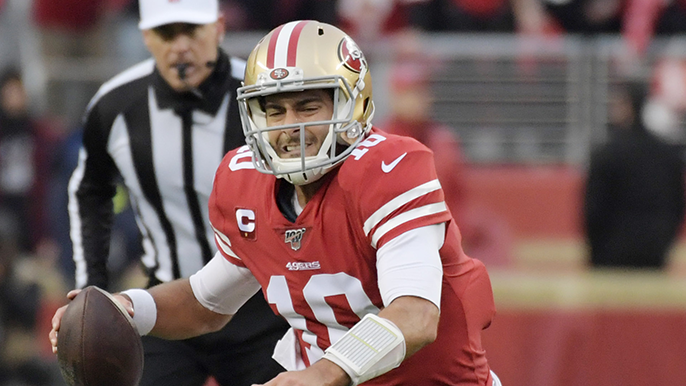 Sean Salisbury: 'I wouldn't be shocked' if 49ers' attack changes to surprise Chiefs