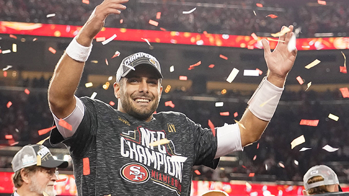 Maiocco: Chiefs seem better, but 'what I know about this 49ers team' is swaying me