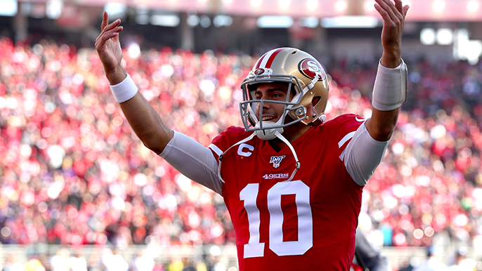 Murph: The moment the Jimmy G panic set in — to everyone except Jimmy G