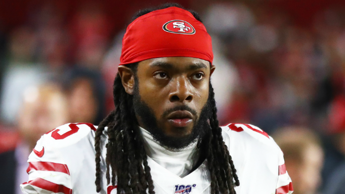 It doesn't sound like Richard Sherman is interested in White House visit should 49ers win Super Bowl