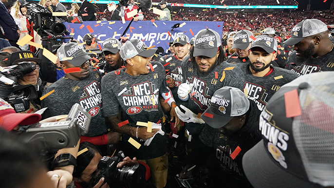 Details revealed for 49ers' potential Super Bowl parade [report]