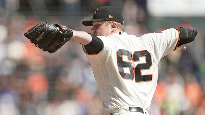 What Kobe Bryant meant and means to Giants' most fiery pitcher