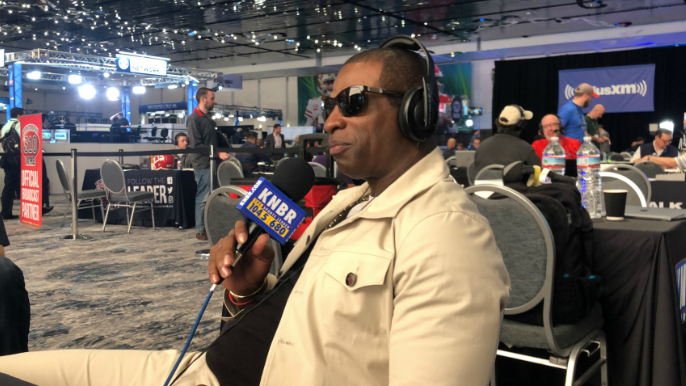 Deion Sanders explains why he left 49ers after just one season
