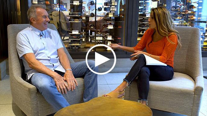 Joe Montana talks Bill Walsh, defends Jimmy Garoppolo in sit-down interview with Bonnie-Jill Laflin