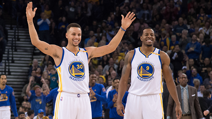 Stephen Curry now involved as Andre Iguodala's Grizzlies mess gets ugly