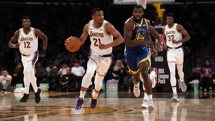 Warriors add five players to roster after wild deadline [reports]