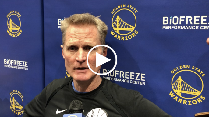 Kerr, in 'blunt' post-trade moment, admits Russell's Warriors future was always tenuous