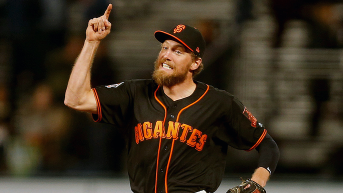 Hunter Pence is back: 'My heart's always open to San Francisco'