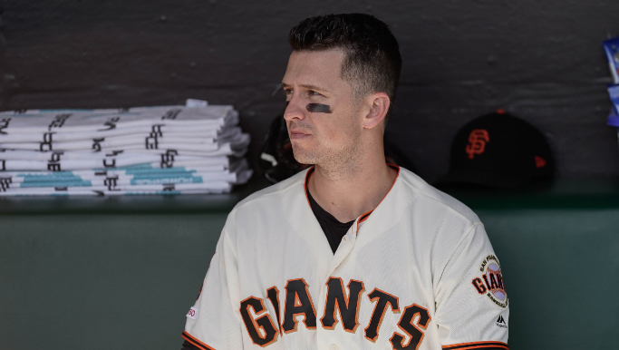 Buster Posey's early power display is giving Giants hope