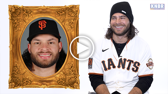 San Francisco Giants play The Face Swap Game