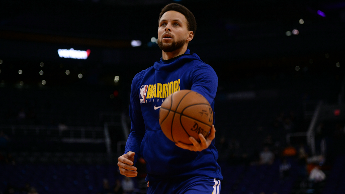 Stephen Curry cleared for contact, return date set