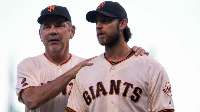 Bochy reveals another wild Bumgarner tidbit when asked about rodeo alias on KNBR