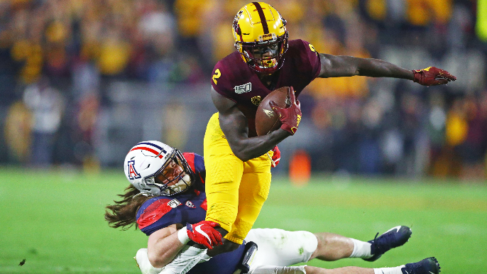 10 wide receivers 49ers should have their eye on at Combine