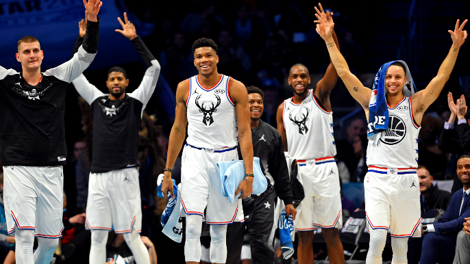 Cowherd says he's heard Warriors traded for Andrew Wiggins as part of long-term play for Giannis