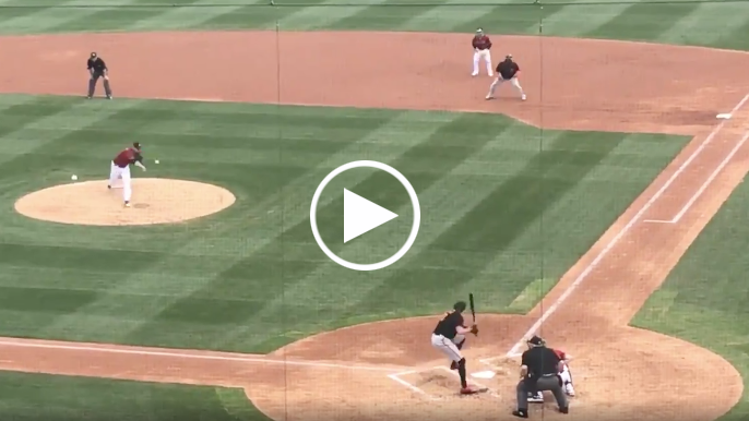 Hunter Pence slaps RBI in first spring game back as a Giant