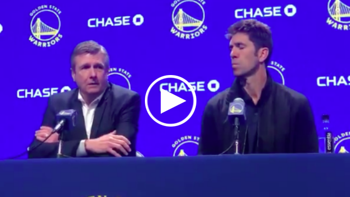 Rick Welts, Bob Myers provide updates on Warriors' coronavirus measures, in-game logistics