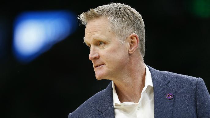 Steve Kerr says Warriors 'zeroing in on' 7 or 8 prospects in NBA Draft