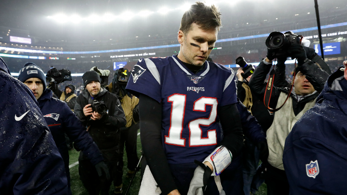 Tom Brady announces he's leaving Patriots