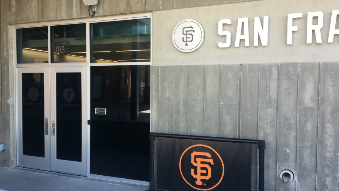 Giants shut down facilities and take another step toward helping minor leaguers