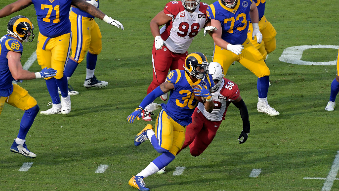 Todd Gurley signs new contract less than 24 hours after being cut by Rams [report]