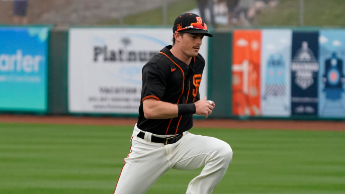 'Giants have something special': One year later, the Mike Yastrzemski trade looks brilliant