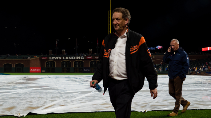 Larry Baer sounds open to seven-inning games in doubleheaders this year