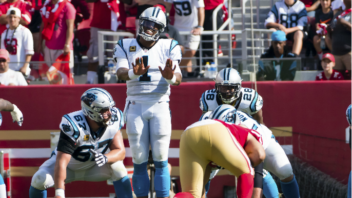 Bucky Brooks explains why Cam Newton 'would work' in San Francisco