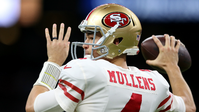49ers rejected multiple offers for Nick Mullens [report]