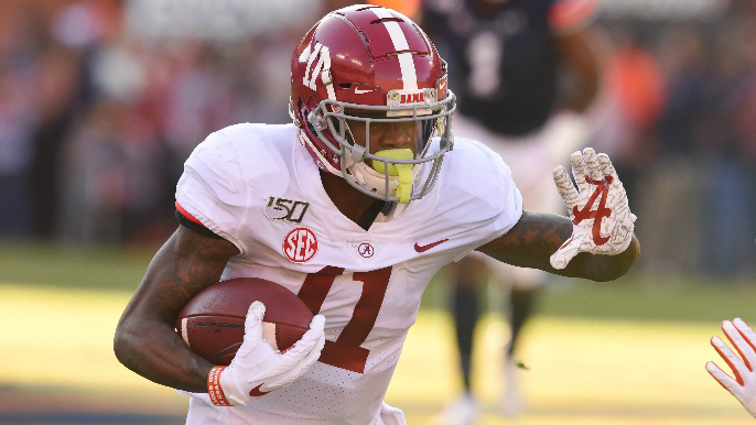 McShay's latest mock has 49ers taking two of draft's fastest players in first round