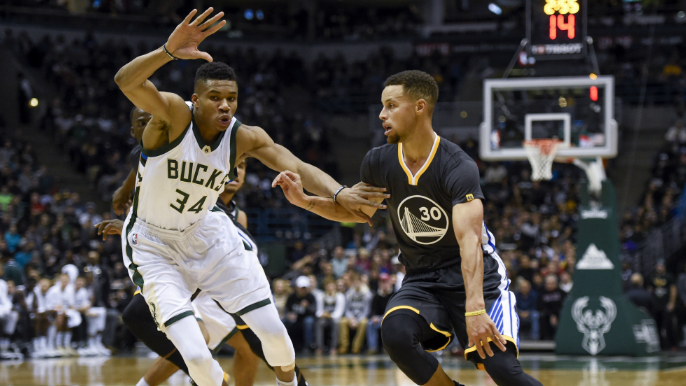 Anthony Slater lays out three reasons why Giannis to Warriors is unlikely