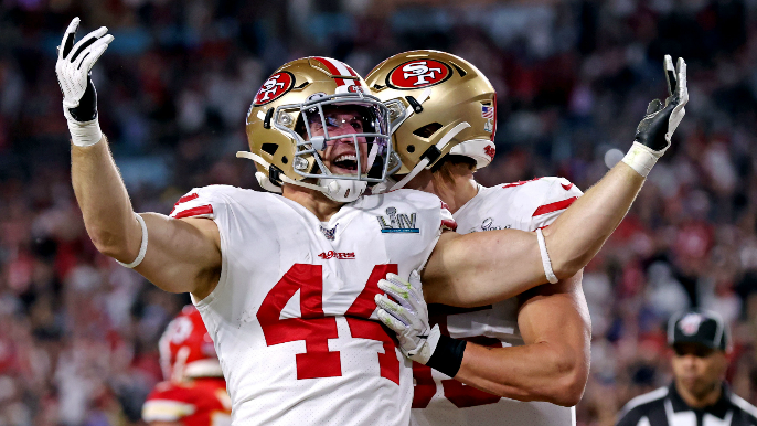 Kyle Juszczyk confident that his expiring contract won't be last with 49ers