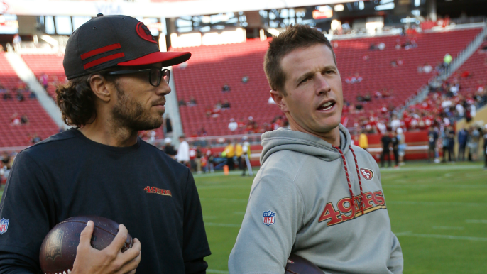 Kyle Shanahan, 49ers might have to prepare for poaching after NFL changes hiring rules