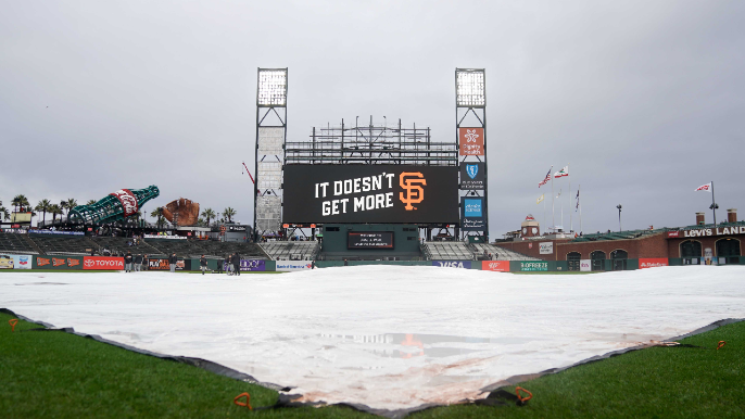 Dave Flemming explains how Giants broadcasts may change without fans at games