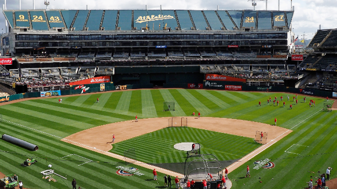 Oakland A's skip $1.2M rent payment as Coliseum is turning into a money fight