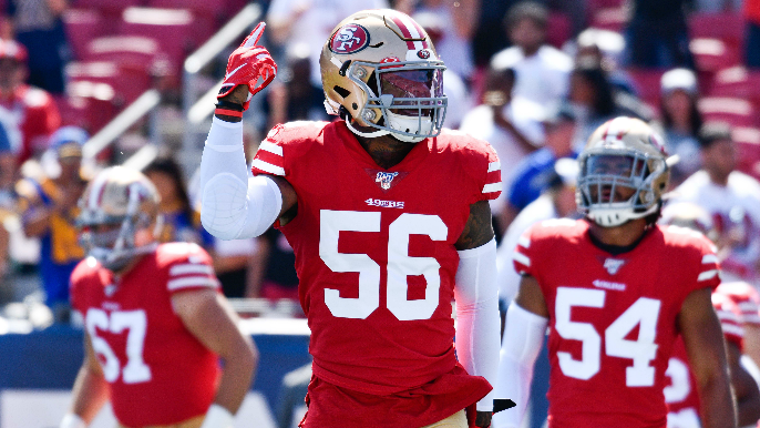 The wrong question is being asked about the 49ers' linebacker competition
