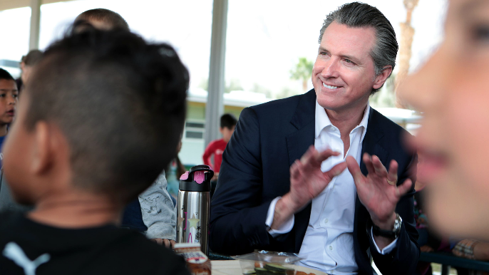 Decision by Gavin Newsom will determine if NFL holds minicamps as scheduled [report]