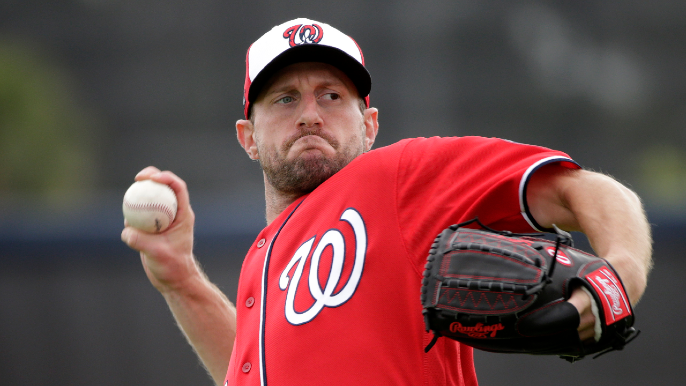 Max Scherzer's loud message: 'No reason to engage with MLB' over pay cuts