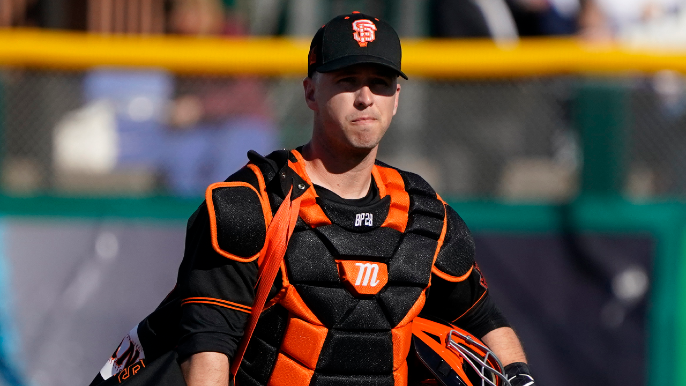 Buster Posey speaks (sort of) with soft endorsement of post ripping MLB