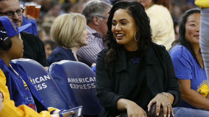 Ayesha Curry blasts Trump after President calls Minneapolis protesters 'THUGS'