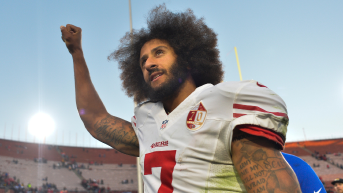 Colin Kaepernick speaks, steps up after death of George Floyd