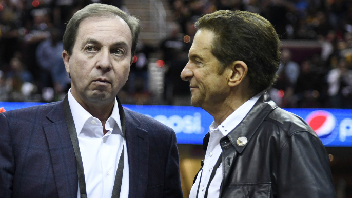 Lacob, Guber release statement on 'tipping point in our national race relations'