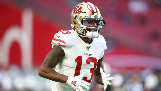 Another 49ers WR goes down: Richie James Jr. reportedly sidelined for two months