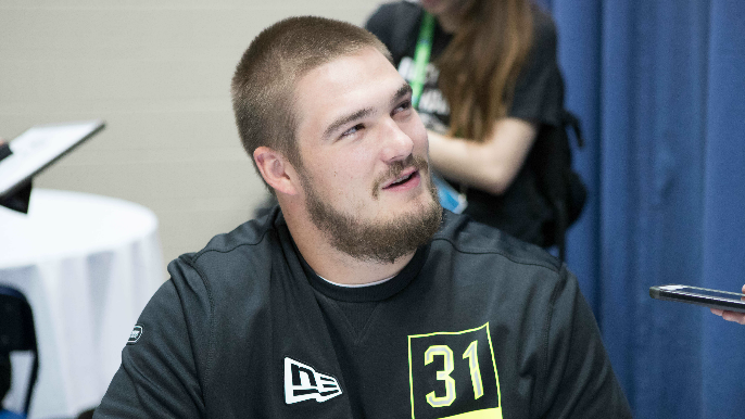 49ers sign fifth-round pick Colton McKivitz to four-year deal
