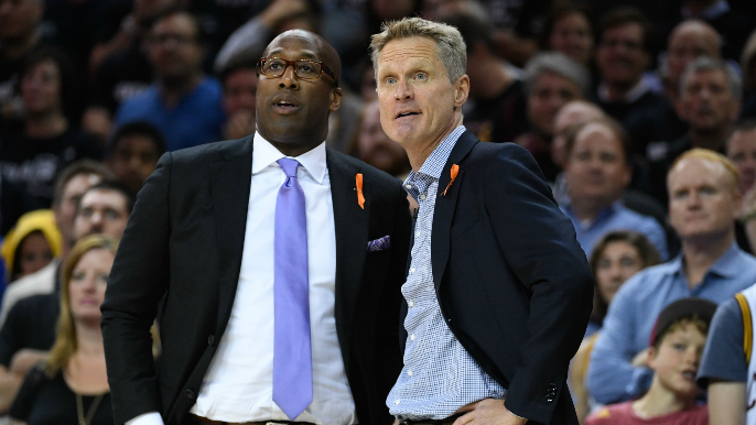 Warriors' Mike Brown to interview for Knicks' head coaching vacancy