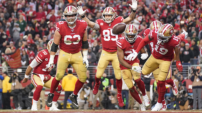 ESPN ranks 49ers roster as one of NFL's best