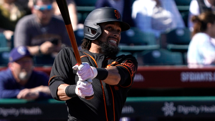 Giants ensuring four players with minor-league deals will be at camp 2.0