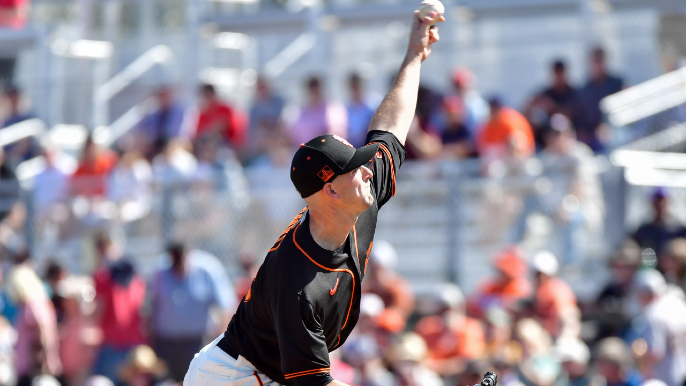 Like everything else, Giants' pitching situation is going to get weird