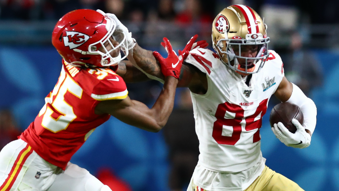 49ers mulling extensions for two skill players [report]